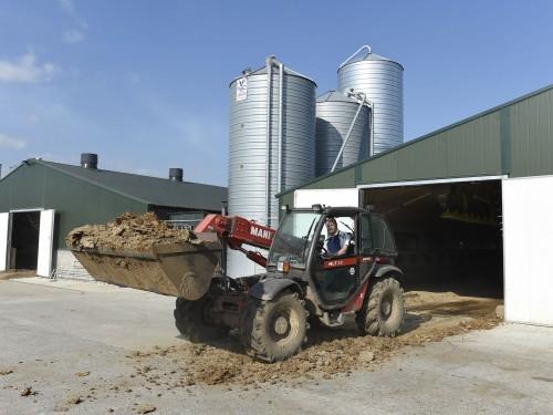 Chicken Farming - Tractor