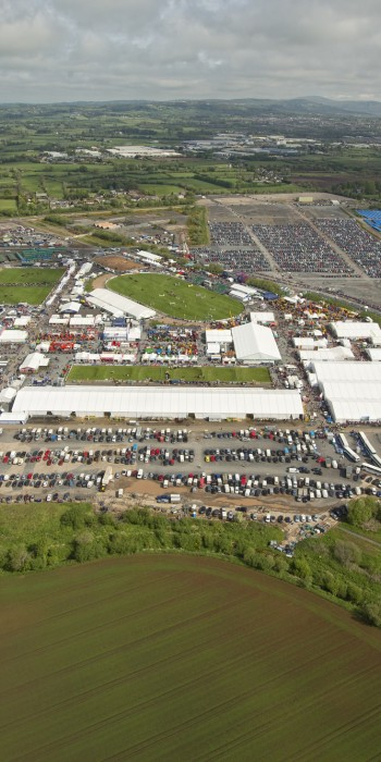 Balmoral Show and Kesh / Maze