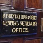 Siege Museum - Apprentice Boys Door