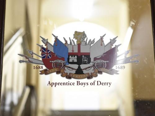 Siege Museum - Apprentice Boys Logo