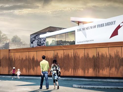 Museum of Free Derry Glenfada Park view final