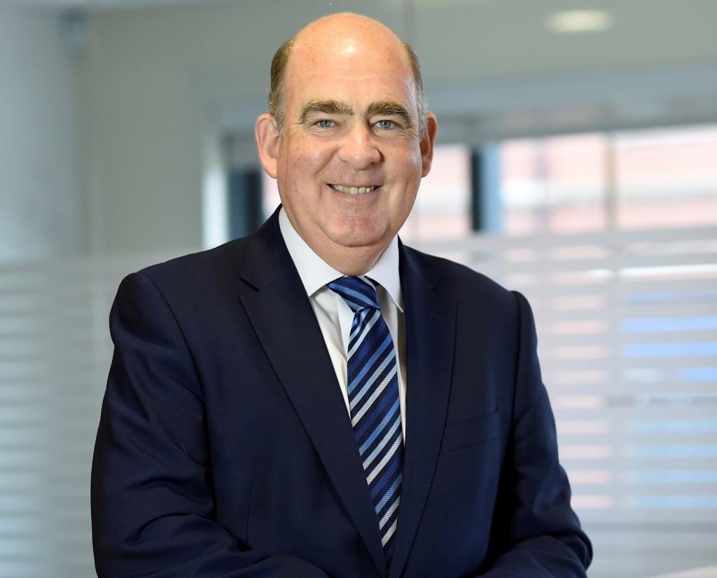 Gerry McGinn CBE