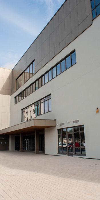 SRC Armagh External View