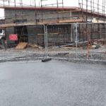 Thomas Davis GAC Community Hub in construction