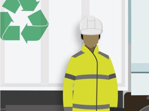 Illustration Waste Programme