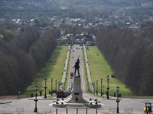 Image from Stormont